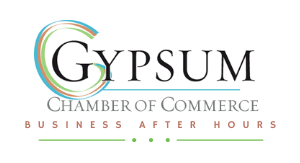 Gypsum Chamber's Business After Hours Mixer at Gypsum Creek Golf Course