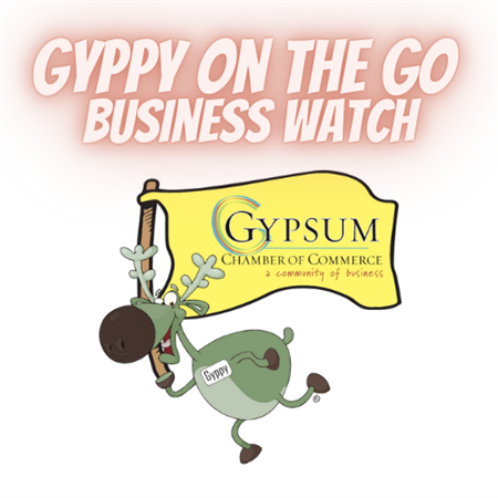 Gyppy is on the Go!